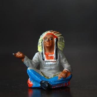 индейцы ковбои ГДР ( №057)