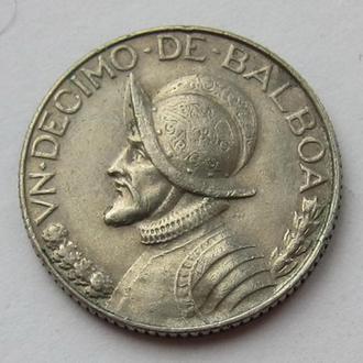 Панама 1/10 бальбоа 1996 (KM#127)