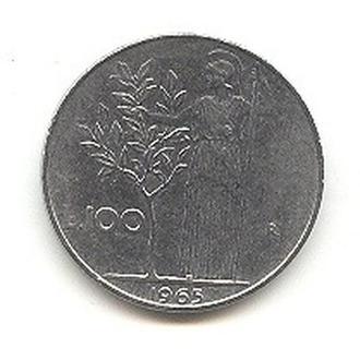 100 лир 1965