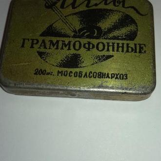 СССР патефонные  иглы 30 шт.