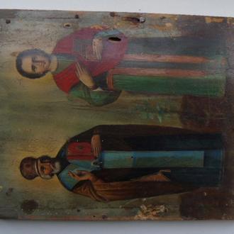 Николай и Пантелеймон