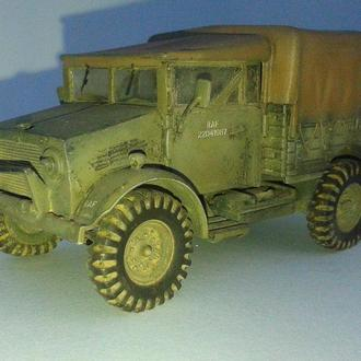 1/48  Bedford MWD Light Truck
