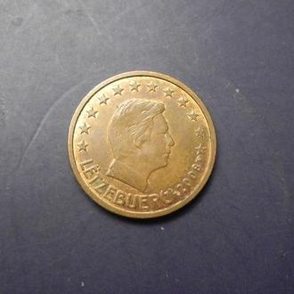 2 євроценти 2008 Люксембург