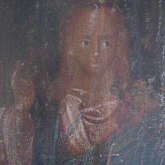 Ікона Вседержитель. 35 -25 см.