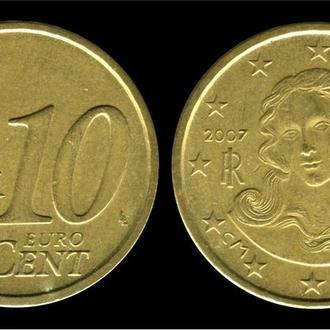 Евроценты от 2 до 50