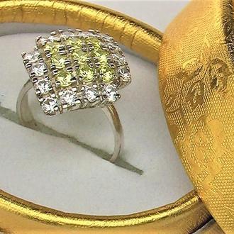 Кольцо перстень серебро 925 проба 6,14 гр. 17,5 размер