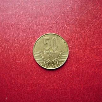 Коста-Рика 50 колон 1997. 2