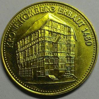 Германия Хомберг!! дм 31 мм.