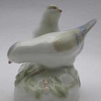 Статуэтка фарфор Птицы Городница 40-е года