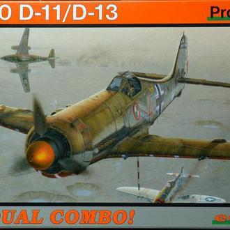 Сборная модель самолета Fw190D-11 / D-13 (dual combo) 1:48 Eduard 8185