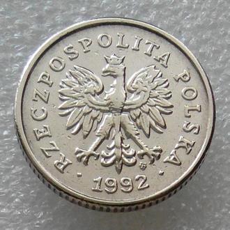 Польша 50 грош 1992 года
