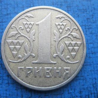 Монета 1 гривна Украина 2003 штамп 1АД1