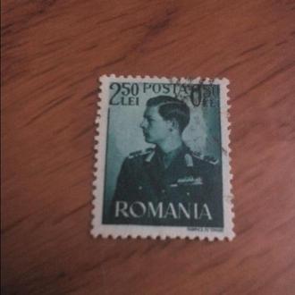 Марка Румыния Личности 1995 г гашеная 2,5 лея