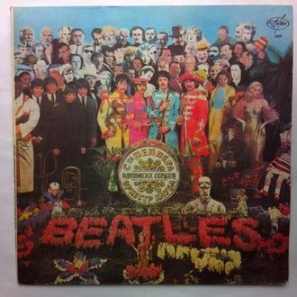 The Beatles. Revolver (1966). The Beatles. Sgt. Pepper's Lonely Hearts Club Band