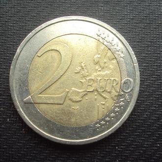 Литва 2 евро 2015г.