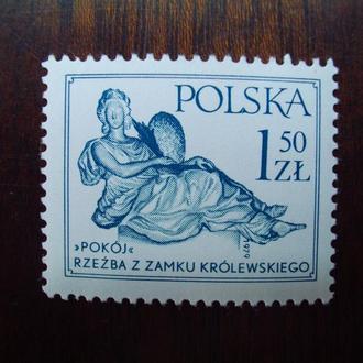 Польша.1979г. Искусство. Скульптура. Полная серия. MNH