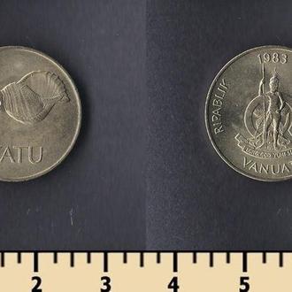 Вануату 2 вату 1983