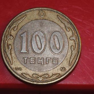 100 тенге 2006 г Казахстан
