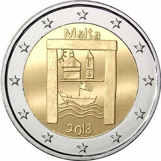 Shantаal, Мальта 2 Евро 2018, Культурное наследие