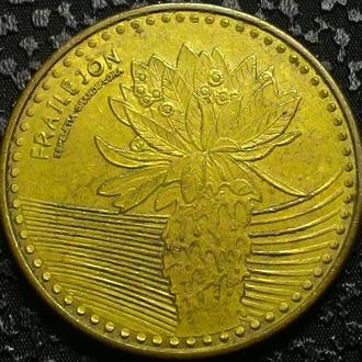 Колумбия 100 песо 2013 год
