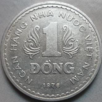 Вьетнам 1 донг 1976
