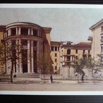 СЕВАСТОПОЛЬ ВЕЛИКА МОРСЬКА БАКМАН 1956 тир 50т