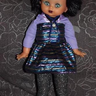 Редчайшая кукла-ретро Панк Clodrey Funky Punk Франция 1983 г 50 см.