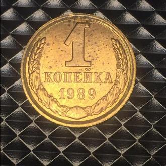 1 копейка 1989 года СССР (2)