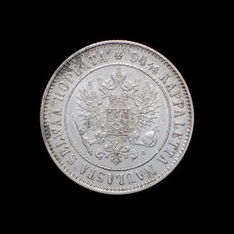 1 Марка 1907,(22) Финляндия