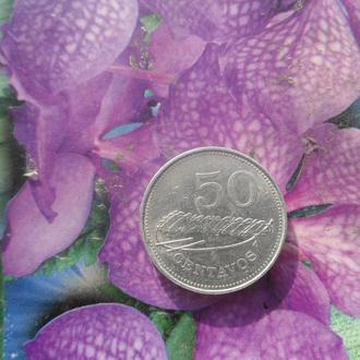 Мозамбик 50центавос 1982г