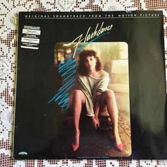 LP  Flashdance ( Giorgio Moroder)  Summer  Cara  Branigan  Германия