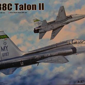 Сборная модель самолета T-38C Talon II 1:48 Trumpeter 02876