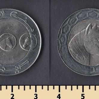 Алжир 100 динар 2015