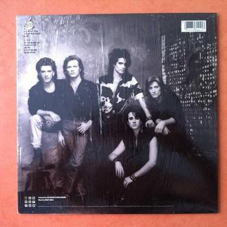 URGENT- CAST THE FIRST STONEMANHATTANUSA пластинка известнейшей АОР метал группы из США!
