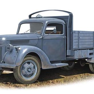 АСЕ 72576 Ford V3000S 3t German Cargo truck (early flatbed), 1/72