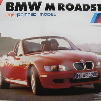 Сборная модель автомобиля BMW  M  Roadster 1:24 Dragon