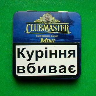 Коробка из-под минисигар Clubmaster