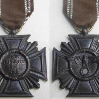 Крест За выслугу в НСДАП. III степени
