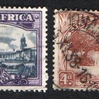 Южная Африка. Британская колония. Архитектура