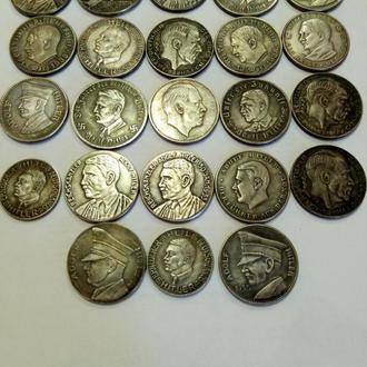 Продам монеты с Гитлером