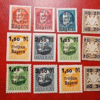 33..D.Reich-Bayern...mi 171-76...MH