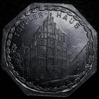 Германия  Нотгельд. 20 пфеннигов 1921 год  TOPPLER HAUS!