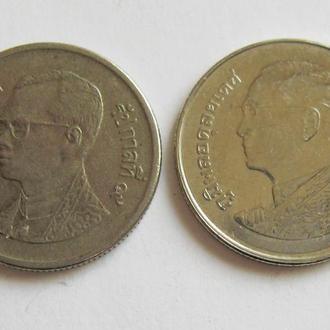 1 БАТ = ТАЙЛАНД = 2 разные монеты =