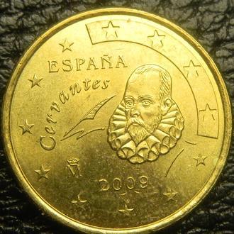 10 евроцентов 2009 Испания