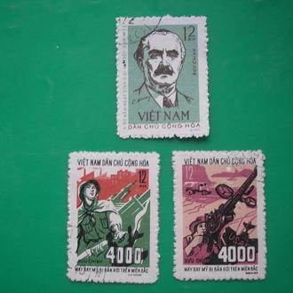 Вьетнам  1972 Партизаны *