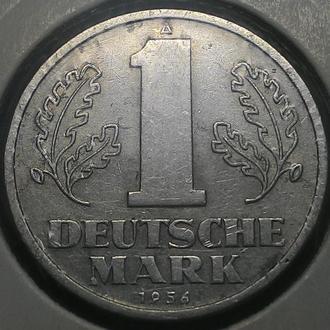 Германия 1 марка 1956 год