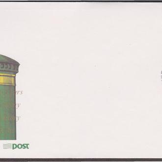 Ирландия 1985 ВОЗДУХОПЛАВАНИЕ ВОЗУШНЫЙ ШАР ПОЧТА ПОЧТОВЫЙ ЯЩИК ПОЧТОВАЯ СЛУЖБА ТУМБА КПД Mi.558