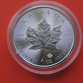 Канада Кленовый Лист 2018 1 унция Кленовий Лист