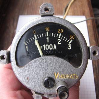 Вольтамперметр (номерной): ВА-440