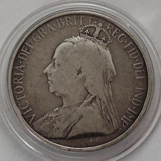 18 пиастров, 1901 г, Британский Кипр, серебро, редкая